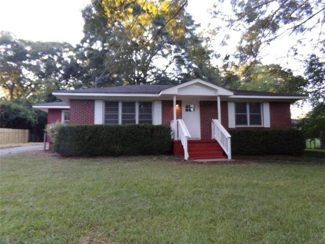 80 Greene Street NE, Fairburn, GA 30213 (MLS #6949328) :: The Hinsons - Mike Hinson & Harriet Hinson