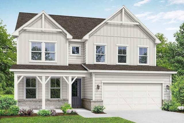 134 Rushing View Glen, Dallas, GA 30157 (MLS #6949340) :: Atlanta Communities Real Estate Brokerage