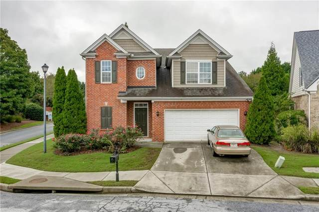 2110 Hickory Station Circle, Snellville, GA 30078 (MLS #6949342) :: Maria Sims Group