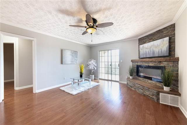 970 Sidney Marcus Boulevard NE #1413, Atlanta, GA 30324 (MLS #6949357) :: Virtual Properties Realty