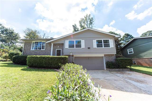 4241 Colony East Drive, Stone Mountain, GA 30083 (MLS #6949366) :: The Heyl Group at Keller Williams