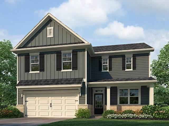 7850 Bleusparrow Drive, Fairburn, GA 30213 (MLS #6949416) :: Atlanta Communities Real Estate Brokerage