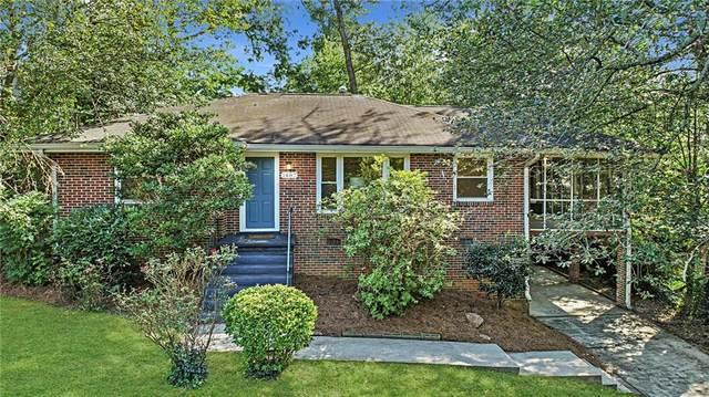 1487 Glenwood Avenue SE, Atlanta, GA 30316 (MLS #6949430) :: North Atlanta Home Team