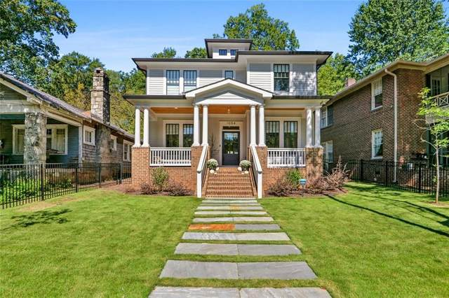 1054 Euclid Avenue NE, Atlanta, GA 30307 (MLS #6949431) :: Atlanta Communities Real Estate Brokerage