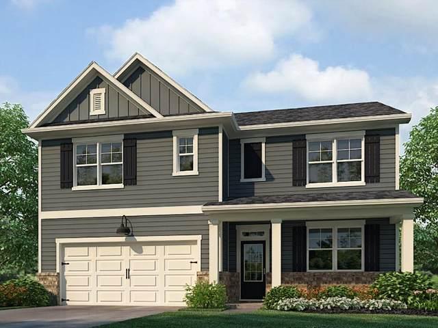 393 Quail Pass, Dawsonville, GA 30534 (MLS #6949461) :: North Atlanta Home Team