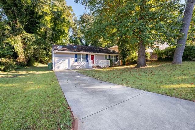 1273 Richland Road SW, Atlanta, GA 30310 (MLS #6949478) :: The Kroupa Team   Berkshire Hathaway HomeServices Georgia Properties
