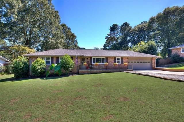 116 Larkwood Circle, Cartersville, GA 30120 (MLS #6949488) :: Atlanta Communities Real Estate Brokerage