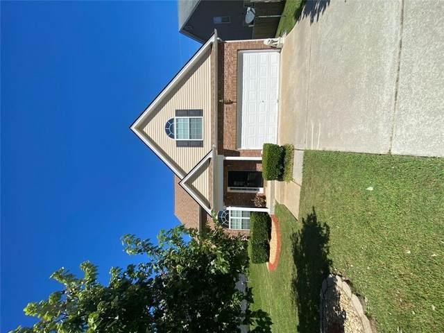 7810 Bell Tower Lane, Fairburn, GA 30213 (MLS #6949496) :: Atlanta Communities Real Estate Brokerage