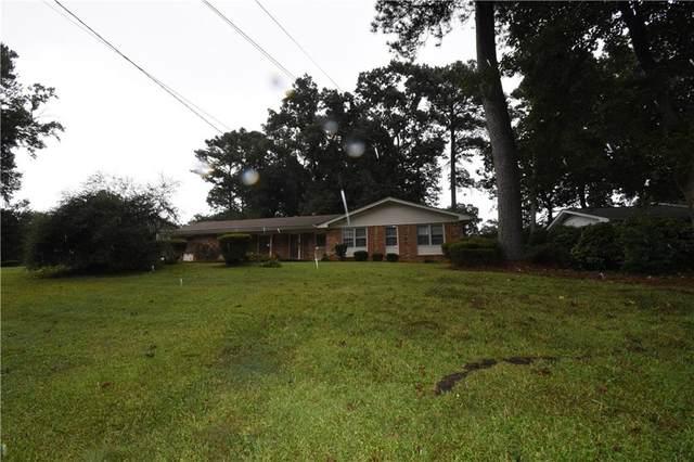 3458 Charlemagne Drive, Decatur, GA 30034 (MLS #6949510) :: Atlanta Communities Real Estate Brokerage