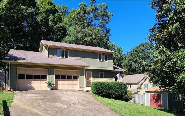 426 Indian Cove Drive, Dawsonville, GA 30534 (MLS #6949528) :: North Atlanta Home Team