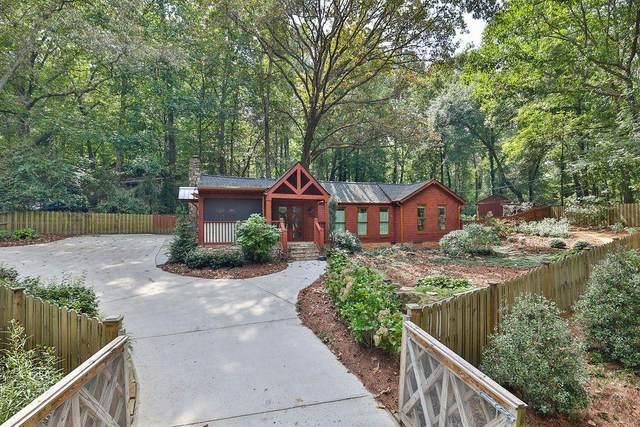 191 Mountain Park Road, Roswell, GA 30075 (MLS #6949530) :: North Atlanta Home Team