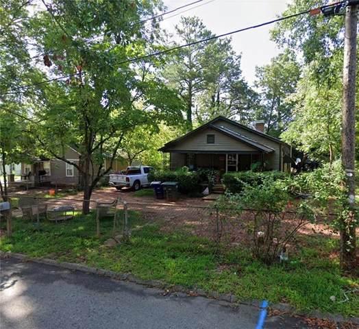 1106 Wright Street, Griffin, GA 30223 (MLS #6949546) :: North Atlanta Home Team