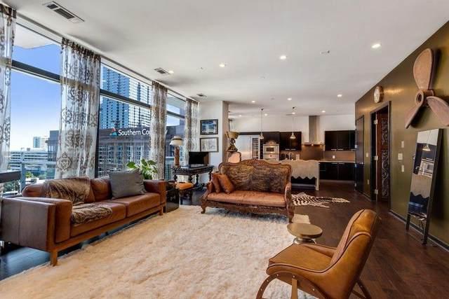 45 Ivan Allen Jr Boulevard NW #1706, Atlanta, GA 30308 (MLS #6949550) :: RE/MAX Paramount Properties
