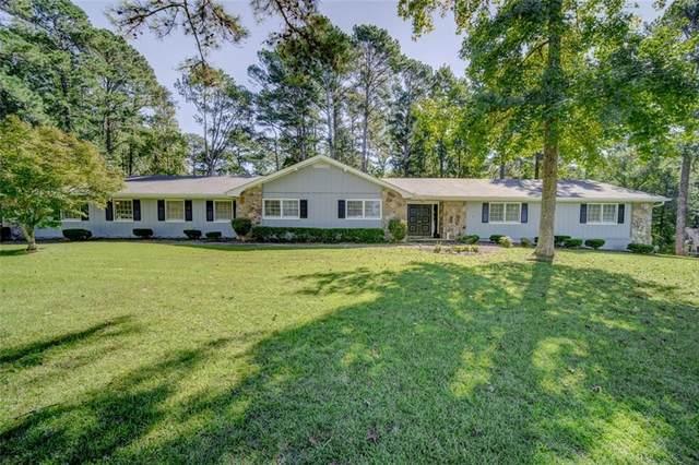 5138 Lake Forest Drive SE, Conyers, GA 30094 (MLS #6949552) :: North Atlanta Home Team
