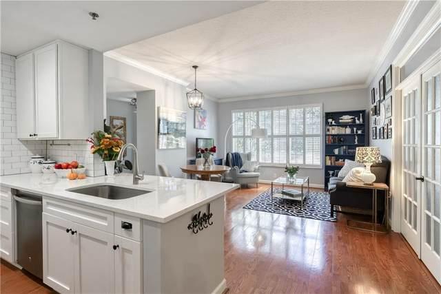 1101 Juniper Street NE #217, Atlanta, GA 30309 (MLS #6949554) :: The Kroupa Team   Berkshire Hathaway HomeServices Georgia Properties