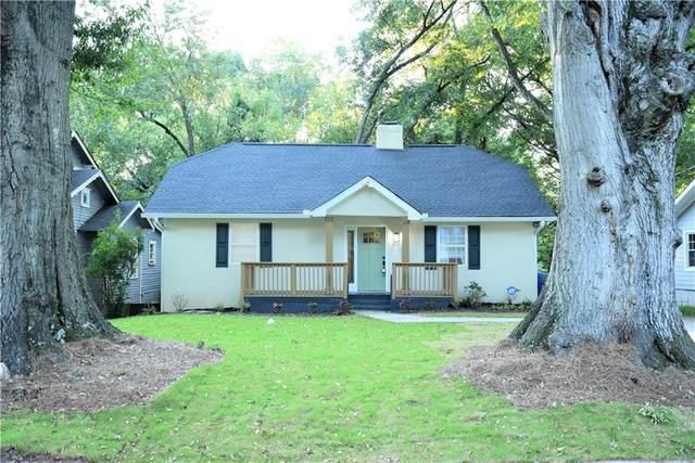 1221 Epworth Street SW, Atlanta, GA 30310 (MLS #6949559) :: North Atlanta Home Team