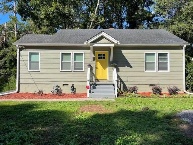 607 Quillian Avenue, Decatur, GA 30032 (MLS #6949562) :: Dawn & Amy Real Estate Team