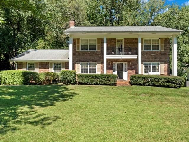 4298 Executive Drive, Stone Mountain, GA 30083 (MLS #6949570) :: North Atlanta Home Team