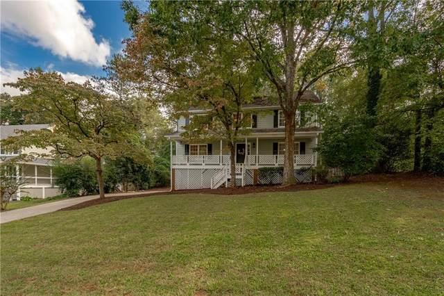 1280 Morgan Chase Terrace NE, Marietta, GA 30066 (MLS #6949577) :: North Atlanta Home Team