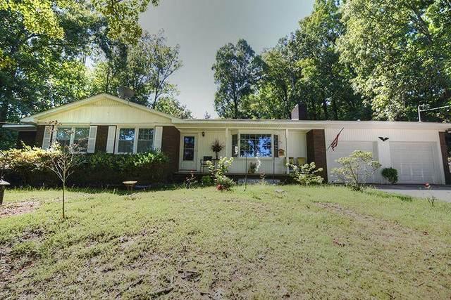 127 Garden Hill Drive, Calhoun, GA 30701 (MLS #6949582) :: Virtual Properties Realty