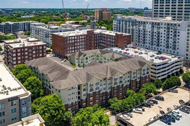800 Peachtree Street NE #1414, Atlanta, GA 30308 (MLS #6949610) :: Todd Lemoine Team