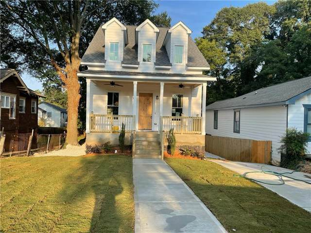 228 Racine Street, Atlanta, GA 30314 (MLS #6949615) :: North Atlanta Home Team