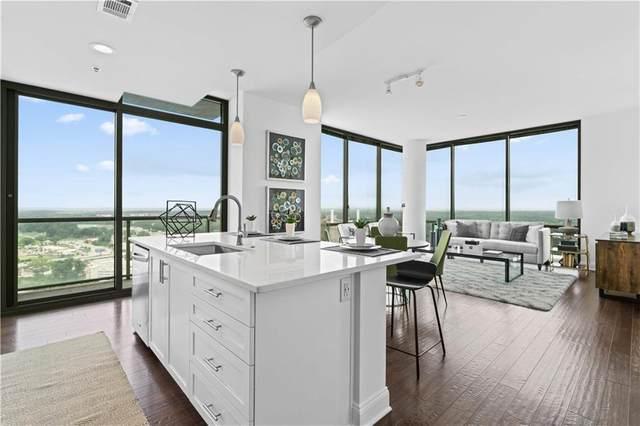 270 17th Street NW #3210, Atlanta, GA 30363 (MLS #6949622) :: The Kroupa Team | Berkshire Hathaway HomeServices Georgia Properties