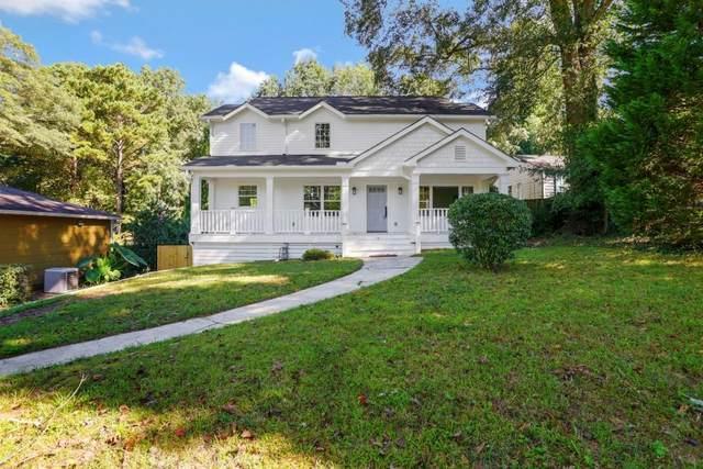 1114 Country Lane NE, Atlanta, GA 30324 (MLS #6949625) :: Dawn & Amy Real Estate Team