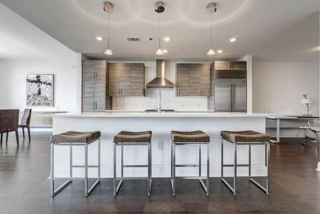 270 17th Street NW #3507, Atlanta, GA 30363 (MLS #6949632) :: The Kroupa Team | Berkshire Hathaway HomeServices Georgia Properties