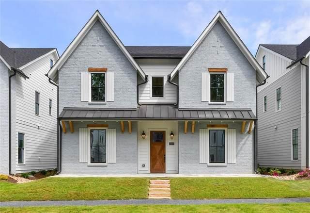 1822 Commons Circle, Brookhaven, GA 30341 (MLS #6949640) :: North Atlanta Home Team