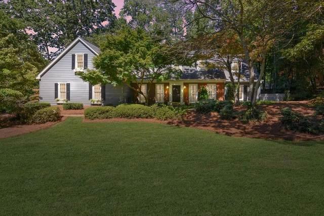 3800 Bays Ferry Trail, Marietta, GA 30062 (MLS #6949665) :: North Atlanta Home Team