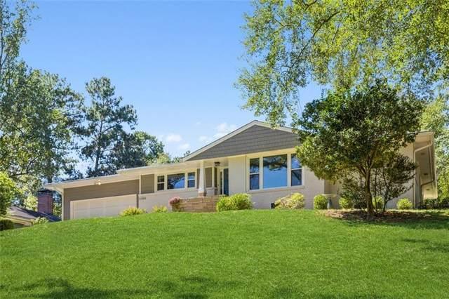 3306 Pine Meadow Road NW, Atlanta, GA 30327 (MLS #6949669) :: Tonda Booker Real Estate Sales