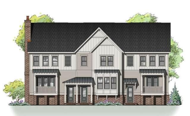 3806 Heritage Walk #58, Milton, GA 30009 (MLS #6949675) :: Tonda Booker Real Estate Sales