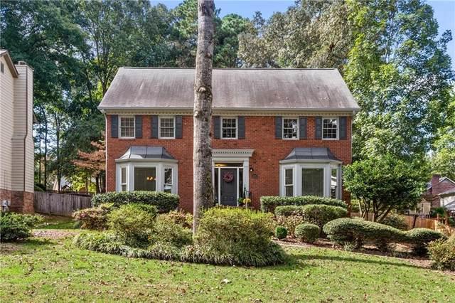 4577 Stilson Circle, Peachtree Corners, GA 30092 (MLS #6949683) :: North Atlanta Home Team