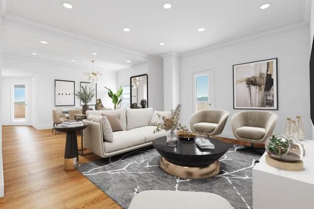 2161 Peachtree Road NE #307, Atlanta, GA 30309 (MLS #6949711) :: The Kroupa Team | Berkshire Hathaway HomeServices Georgia Properties