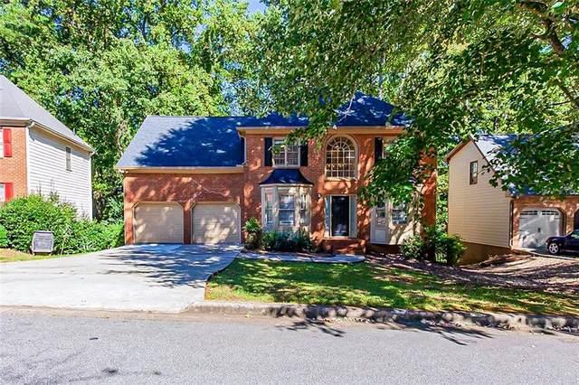 1465 Gabriel Drive, Lawrenceville, GA 30043 (MLS #6949721) :: North Atlanta Home Team