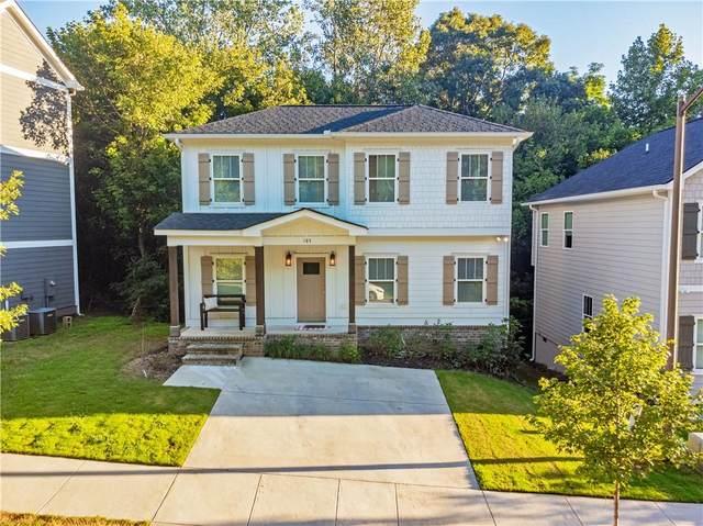 185 Dans Way, Athens, GA 30606 (MLS #6949755) :: RE/MAX Paramount Properties