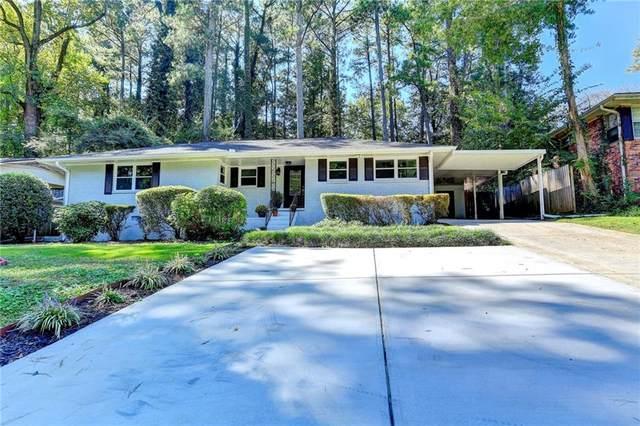 1768 Rosalind Drive NE, Atlanta, GA 30329 (MLS #6949773) :: North Atlanta Home Team