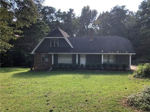1849 Poplar Street SE, Conyers, GA 30013 (MLS #6949799) :: Path & Post Real Estate