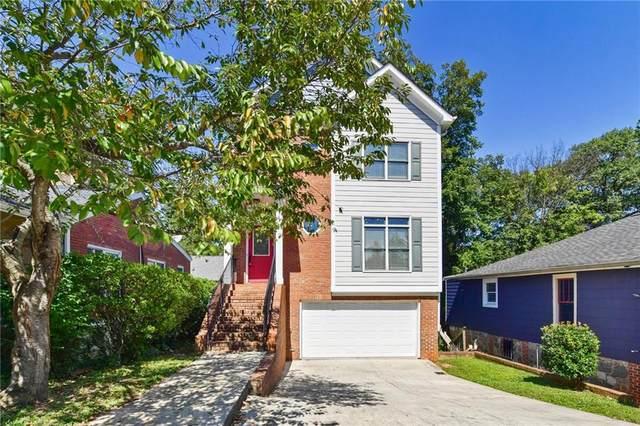 170 Tuskegee Street SE, Atlanta, GA 30315 (MLS #6949813) :: Dawn & Amy Real Estate Team