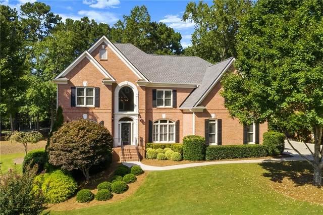 2025 Bent Creek Manor, Alpharetta, GA 30005 (MLS #6949823) :: RE/MAX Paramount Properties