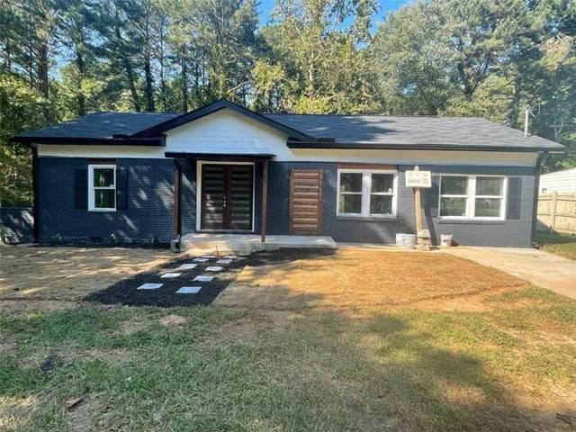 2269 Tilson Circle, Decatur, GA 30032 (MLS #6949825) :: North Atlanta Home Team
