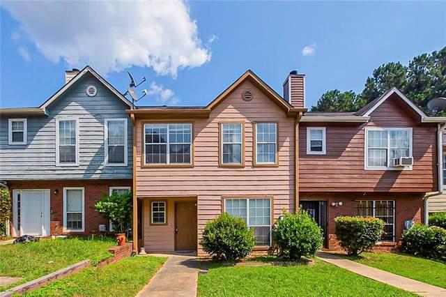 3517 Ashley Station Drive SW, Marietta, GA 30008 (MLS #6949852) :: North Atlanta Home Team