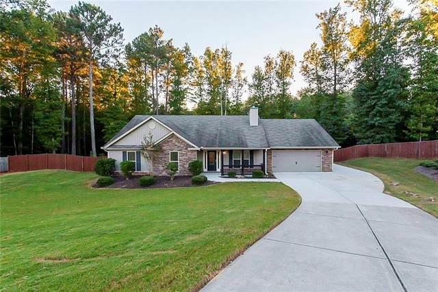 1537 Cedar Creek Drive, Loganville, GA 30052 (MLS #6949856) :: North Atlanta Home Team