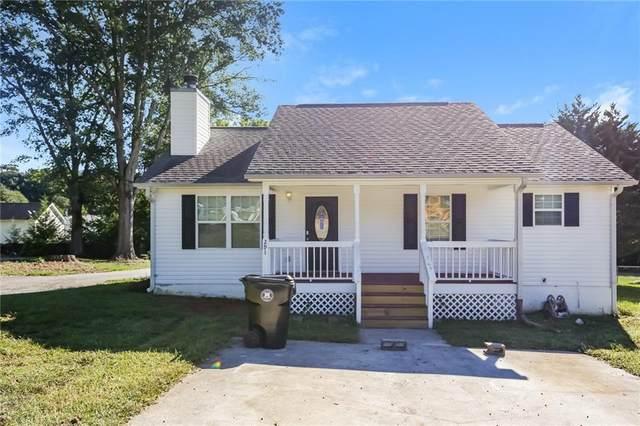 291 Maple Street S, Dawsonville, GA 30534 (MLS #6949857) :: Cindy's Realty Group