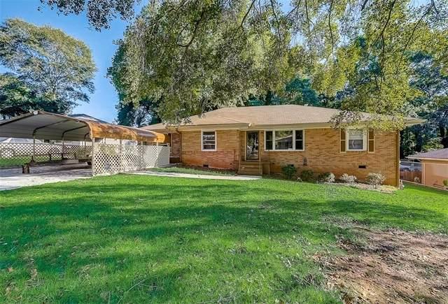 1638 Flintwood Drive SE, Atlanta, GA 30316 (MLS #6949869) :: Dawn & Amy Real Estate Team