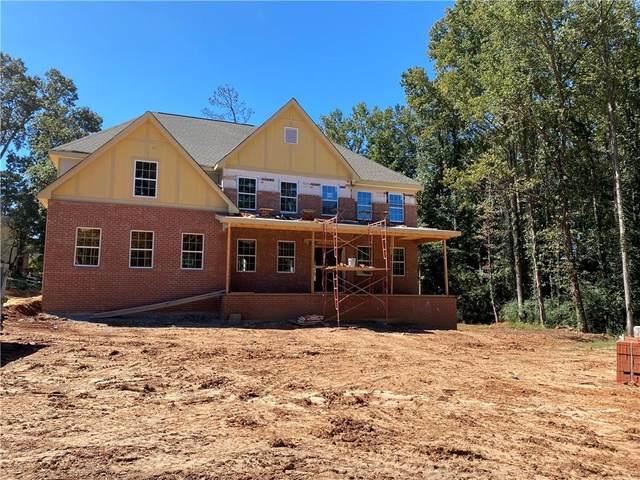 1839 Pucketts Drive SW, Lilburn, GA 30047 (MLS #6949891) :: North Atlanta Home Team