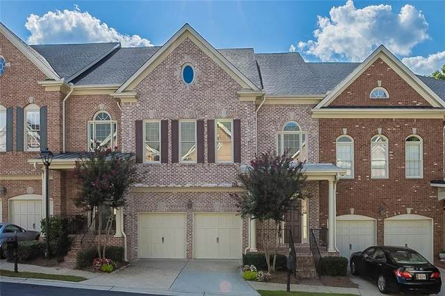 6229 Spalding, Peachtree Corners, GA 30092 (MLS #6949892) :: North Atlanta Home Team