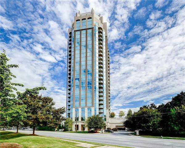 2795 Peachtree Road NE #1704, Atlanta, GA 30305 (MLS #6949990) :: Cindy's Realty Group