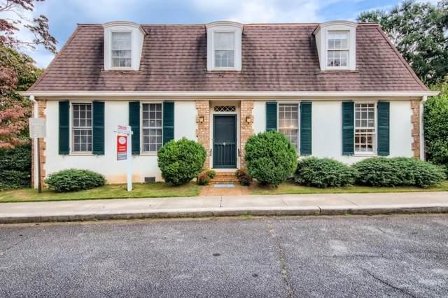 4 Charter Square, Decatur, GA 30030 (MLS #6950032) :: North Atlanta Home Team